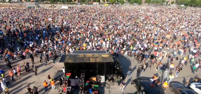 Bundesweite Demonstrationen gegen Corona-Maßnahmen